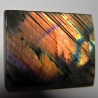 Спектролит кабошон