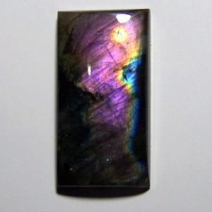 Cabochon spectrolite 32*17*6 mm,   38,1 ct