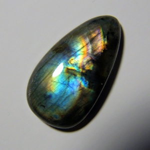 Cabochon spectrolite 33*18*7 mm,    33,4ct