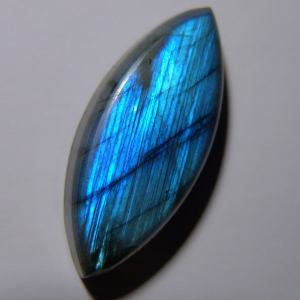 Labradorite cabochon   42*18*9 mm,   55,2 ct